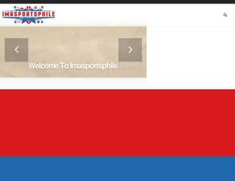imasportsphile.com screenshot