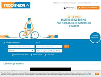 Thumbshot of Trocathlon.fr