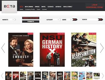 betafilm.com screenshot