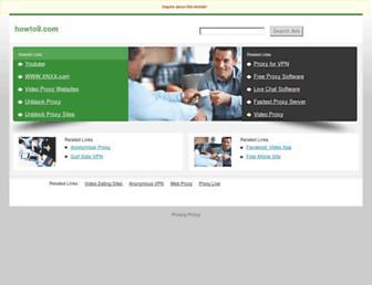 howto9.com screenshot