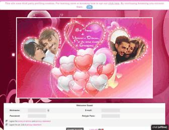 Main page screenshot of sultronodiuominiedonne.forumfree.it