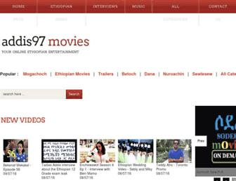 Thumbshot of Addis97movies.com