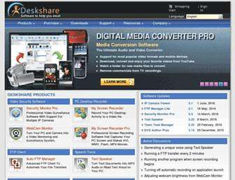 deskshare.com screenshot