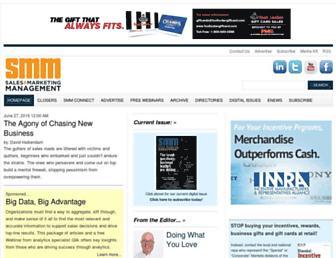 salesandmarketing.com screenshot