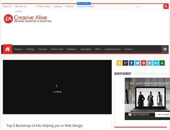 Thumbshot of Creativealive.com