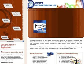 divyanet.com screenshot