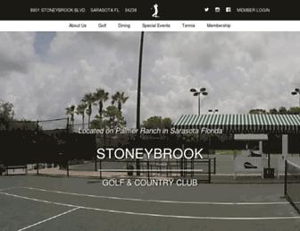 stoneybrook.net screenshot