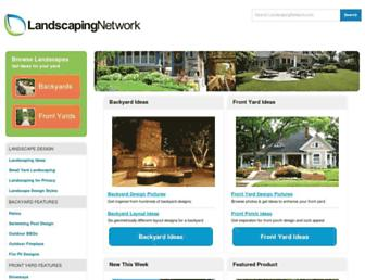 landscapingnetwork.com screenshot