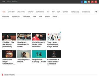 dfmusicc.blogspot.com screenshot
