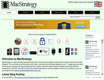 macstrategy.com screenshot