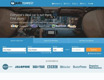 autotempest.com screenshot