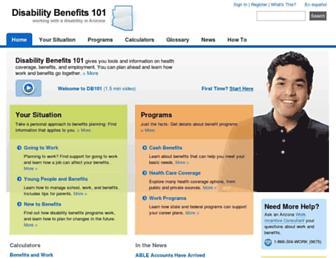 az.db101.org screenshot