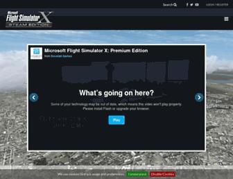 fsxinsider.com screenshot