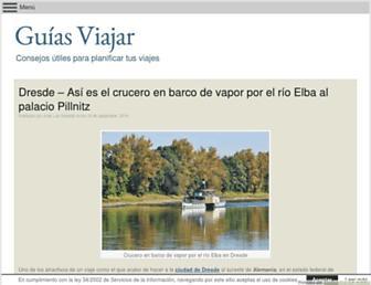 Thumbshot of Guias-viajar.com
