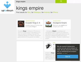 kings-empire.en.uptodown.com screenshot