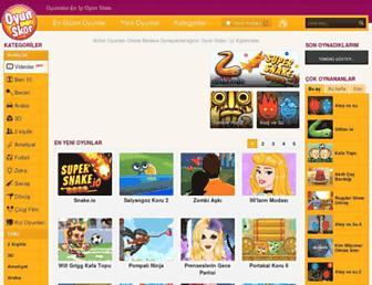 oyunskor.com screenshot