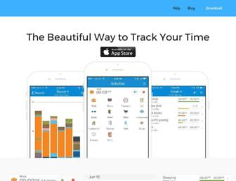 timetrack.io screenshot