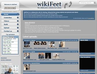 Thumbshot of Wikifeet.com