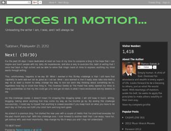 ramonjuststartingout.blogspot.com screenshot