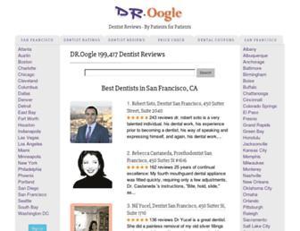 Thumbshot of Doctoroogle.com