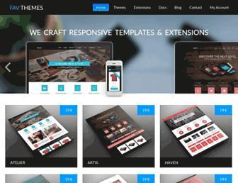Thumbshot of Favthemes.com