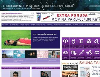ehoroskop.net screenshot