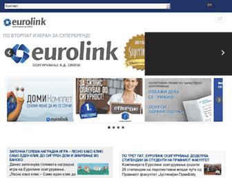 eurolink.com.mk screenshot