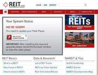 reit.com screenshot