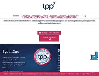 Thumbshot of Tpp-uk.com