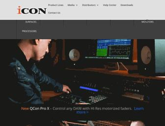 iconproaudio.com screenshot