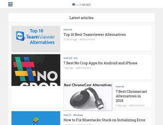 techmused.com screenshot