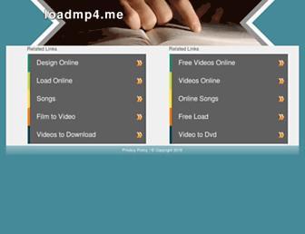 loadmp4.me screenshot