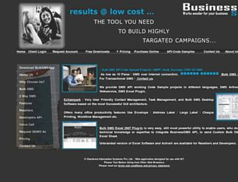 Thumbshot of Businesssms.co.in