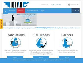 iolar.com screenshot