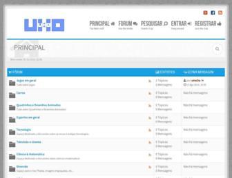 Thumbshot of Uho.com.br