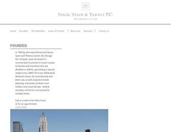 ssvlegal.com screenshot
