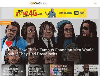 Thumbshot of Omgghana.com