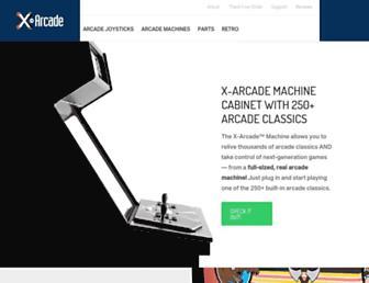 shop.xgaming.com screenshot
