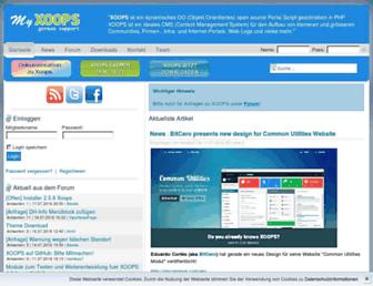 Thumbshot of Myxoops.org