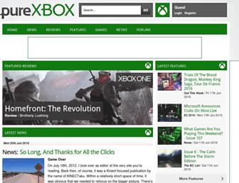 Thumbshot of Purexbox.com