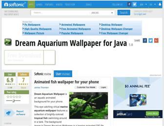 dream-aquarium-wallpaper.en.softonic.com screenshot