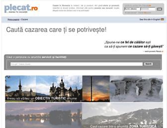 plecat.ro screenshot