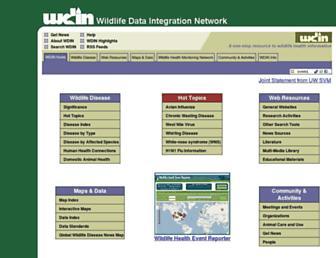 wdin.org screenshot