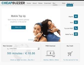 cheapbuzzer.com screenshot