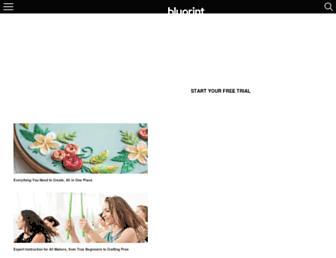 mybluprint.com screenshot