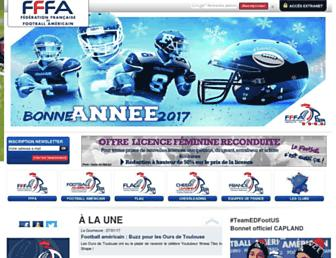 fffa.org screenshot