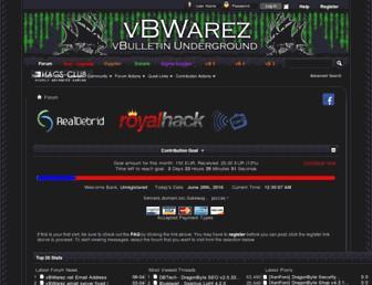 Thumbshot of Vbwarez.net
