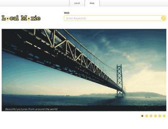 Thumbshot of Localmoxie.com