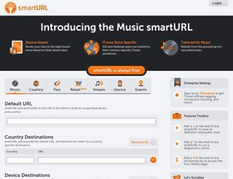 Thumbshot of Smarturl.it