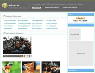 Thumbshot of Wallcoo.net